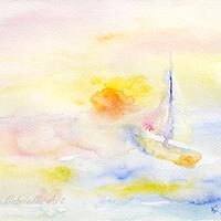 Lélekhajó a tengeren
