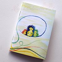 Gombafonálon hintázó sünik