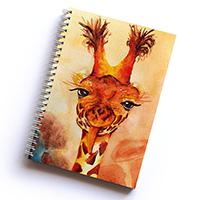 Nyelvöltő zsiráf