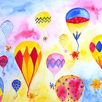 Hőlégballonozó limimik